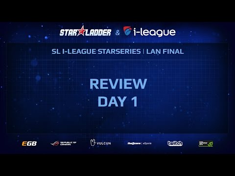 SL i-League 13 Review: Day 1. Group Stage (ENG Subs)   by v1lat