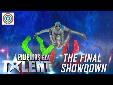 Pilipinas Got Talent Season 5 Live Finale: Sto. Tomas Bulilit Generation - Kid Acrobats