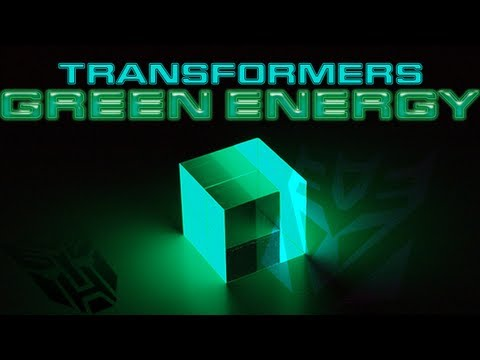 BOTCON 2012's Transformers G1 ~Green Energy~