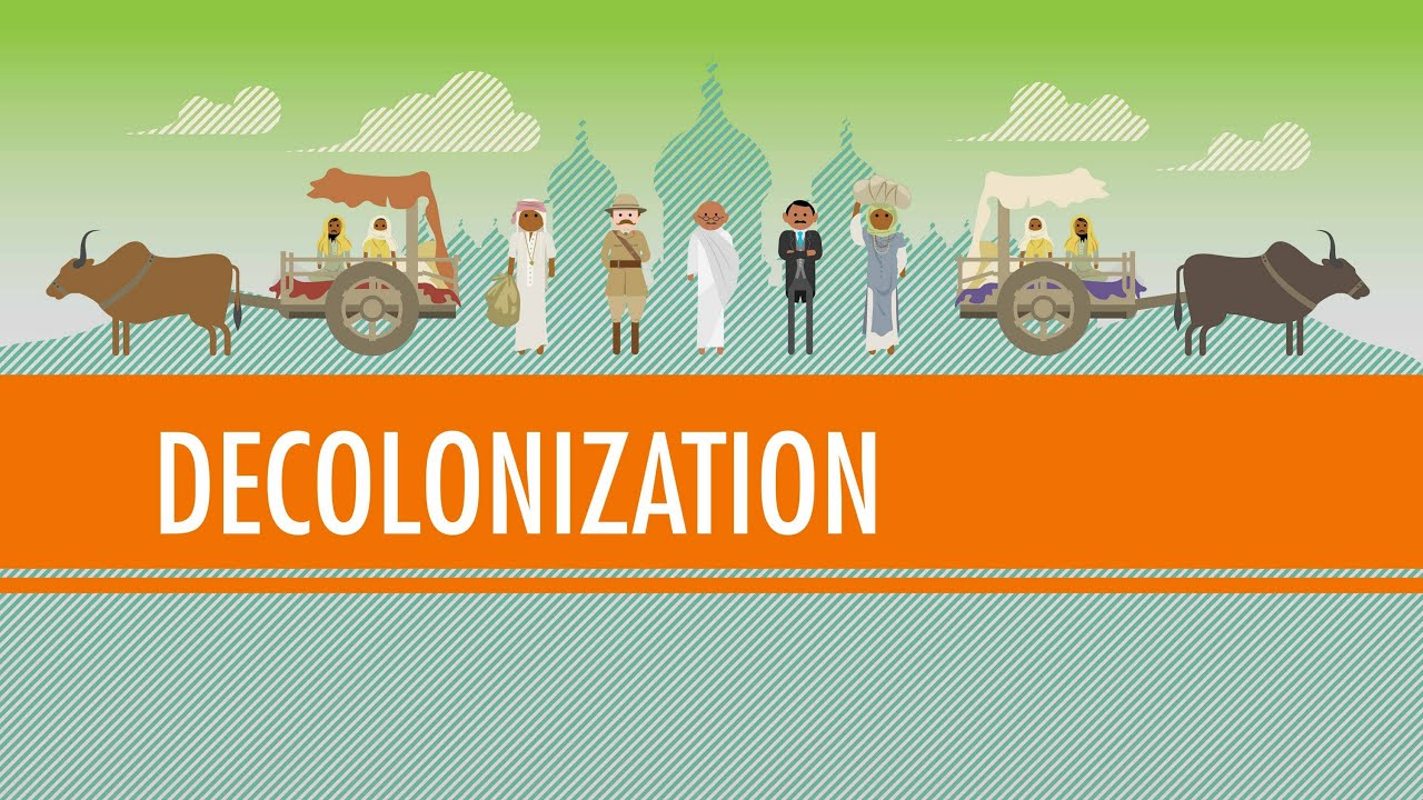 decolonization and influence of the cold Decolonization and influence of the cold war essay decolonization and the influence of the cold war the decades following world war ii were all centered on the.