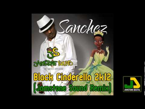 Sanchez Black Cinderella