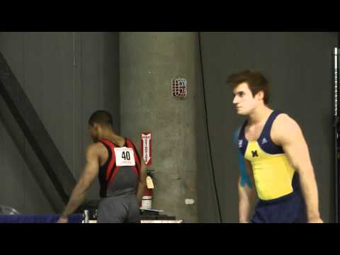 Sam Mikulak - Vault - 2012 Winter Cup Finals