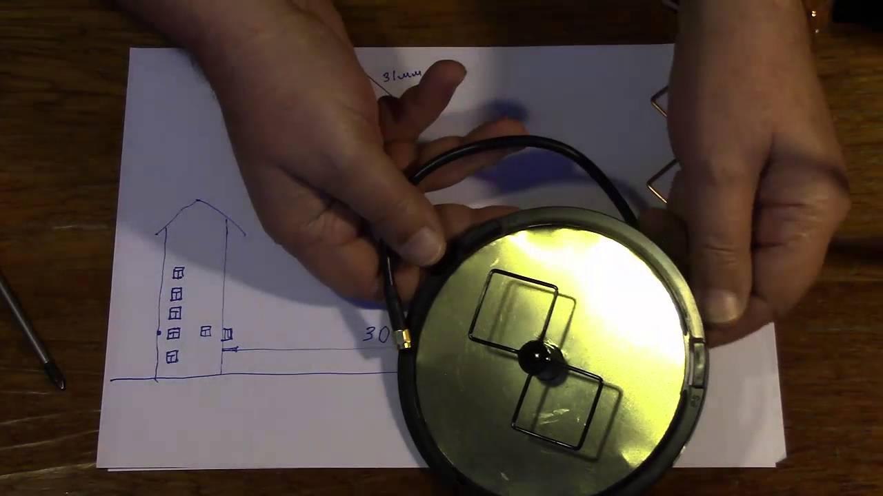 Антенна усилитель для роутера своими руками 33
