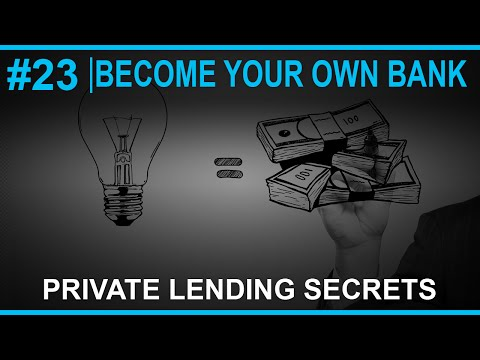 Private Money Lending Secrets