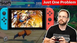 Dragon Ball FighterZ Nintendo Switch How Does It Run?