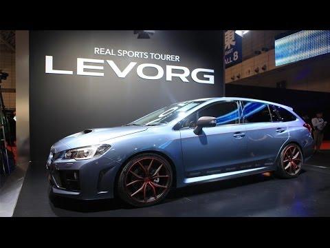 2015 Subaru Levorg STI