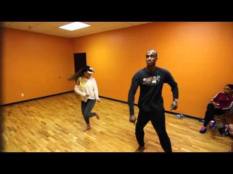 Avatar's Mambo Practice! Brittney Vega y William Mato