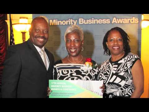 MBDA Minority Business of the Year Awards 2012