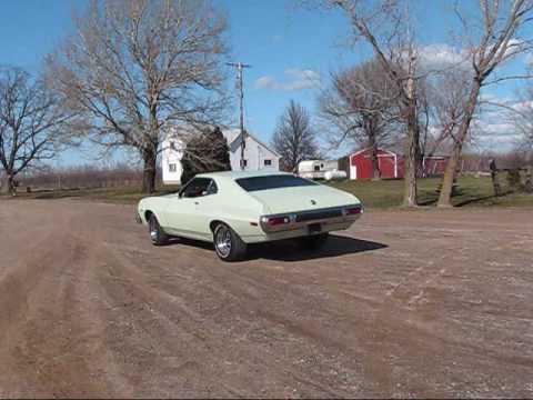 1973 Gran Torino Sport Fastback