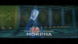 The Legend of Zelda Ocarina of Time Master Quest - Morpha Boss - 48