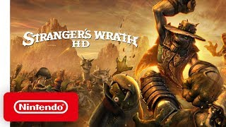 Oddworld: Stranger's Wrath - Launch Trailer - Nintendo Switch