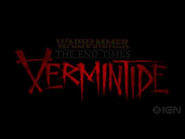 Warhammer: End Times -- Vermintide - Sneak Peek Trailer