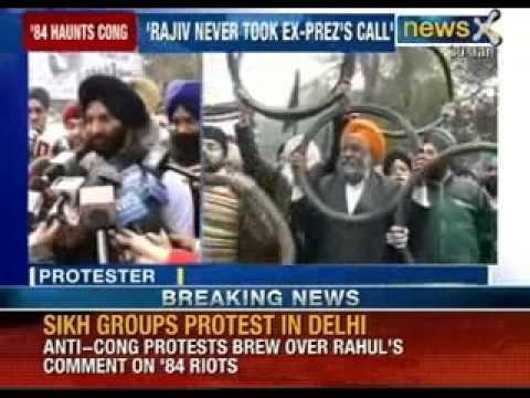 1984 Sikh riots in Delhi: Former president's aide confirms Rajeev Gandhi's involvement