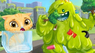 Power Girls Super City -  Play Fun Superhero Style Dress Up Makeover & Monster Rescue Games For Kids