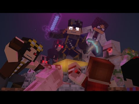 "♫ ""Superhero"" - A Minecraft Original Music Video ♪"