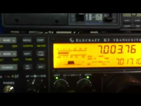 ARRL DX CW Contest  - VK3TDX 2011