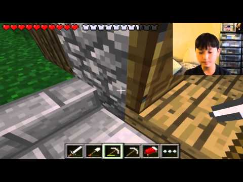 Minecraft PE Survival: Ep. 18 Same Cave