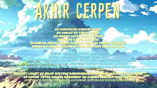 B L A G E R - Akhir Cerpen(Official Video Lyric)