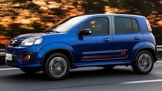 Novo Fiat Uno 2017: detalhes, consumo, desempenho - www.car.blog.br