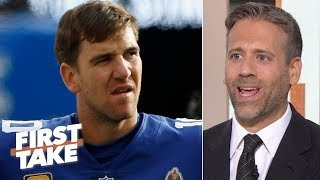 Eli Manning stinks and the Giants can't win with such a bad QB - Max Kellerman | First Take