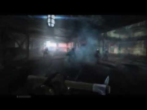 Total Chaos - Combat teaser (60fps)
