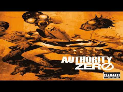 Authority Zero - Societys Sequence