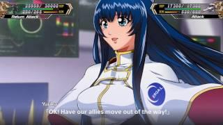 Super Robot Taisen V(ENG): Nadesico C All attacks