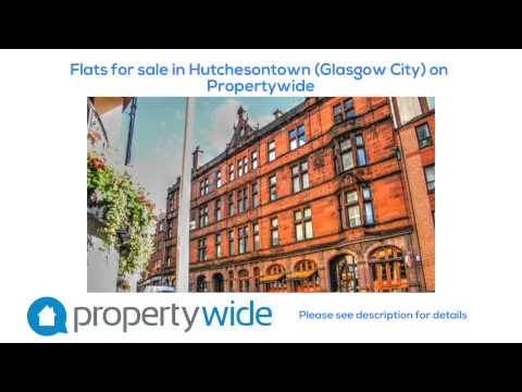 Flats for sale in Hutchesontown (Glasgow City) on Propertywide