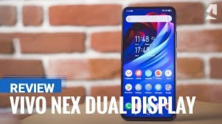 vivo NEX Dual Display review