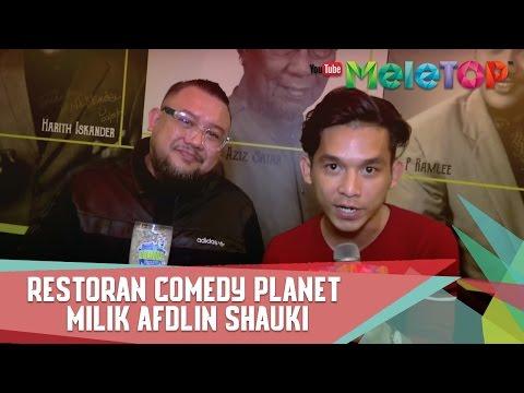 download lagu Restoran Comedy Planet Milik Afdlin Shauki - MeleTOP Episod 220 17.1.2017 gratis