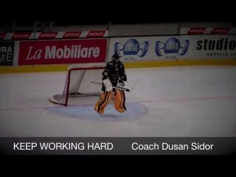 Best Of Elvis Merzlikins HC Lugano 2012-13