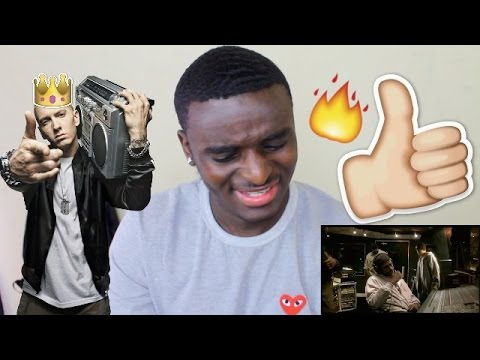 Eminem - Like Toy Soldiers REACTION