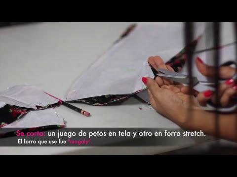 DIY!! Falda tipo lápiz, Rapidisima!! (Pencil Skirt)-Trazo y confección-