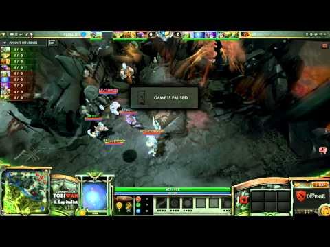 Kaipi vs Lions Pride Game 2   The Defense 4 DOTA 2   TobiWan