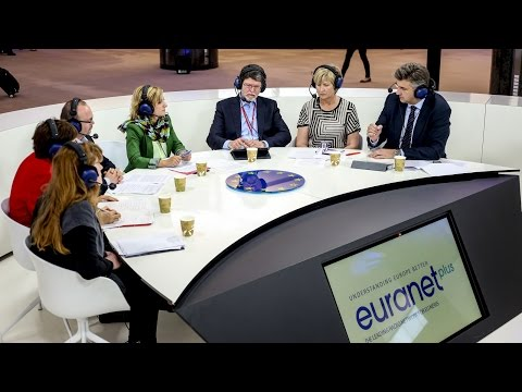Croatian part: Citizens' Corner debate on EU policies for asylum seekers and immigrants