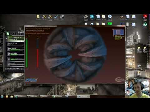 MSI Kombustor is a GPU stress test and OpenGL benchmarking utility.