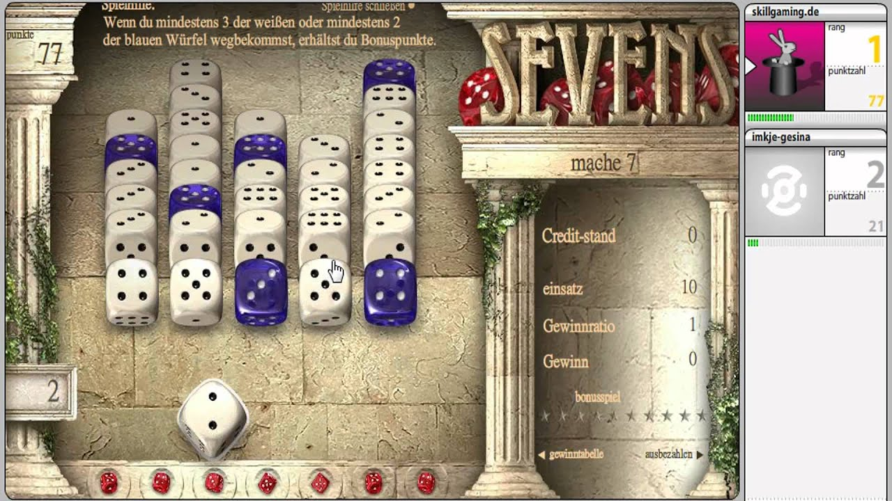 Sevens - Zigiz Multiplayer - YouTube