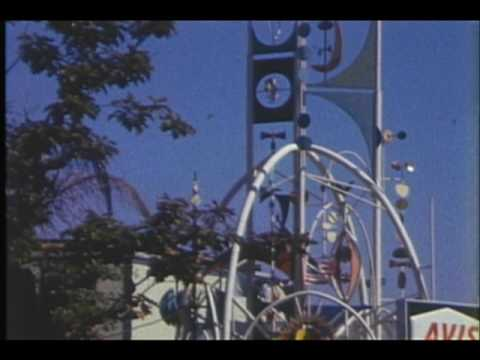 Be as cynical as you want, but from a 9 year old's perspective the World's Fair was FABULOUS! My grandfather Gus Martens filmed the daylight scenes, then spl...