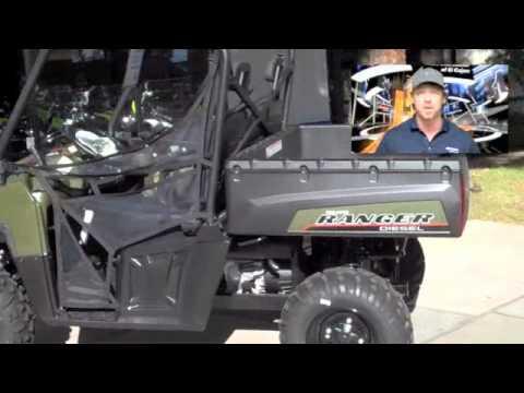 2011 Polaris Ranger Diesel