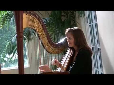 Orlando Wedding Harpist - Music by Florida Harp Player Christine MacPhail