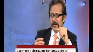 TRT TÜRK Türkiye'de Sabah, Hacettepe Sigara Bıraktırma Merkezi, Prof.Dr.İsmail Çelik