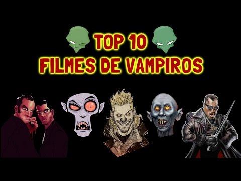 Top 10 Melhores filmes de Vampiros (vídeo colaborativo)