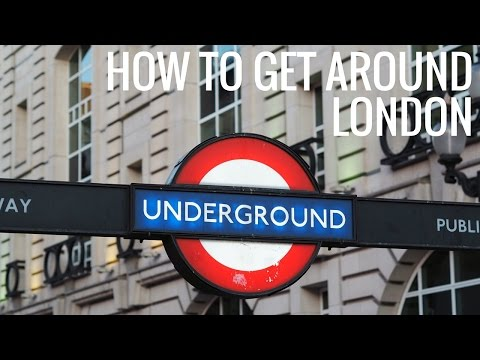 How to Get Around London - 8 Transportation Options