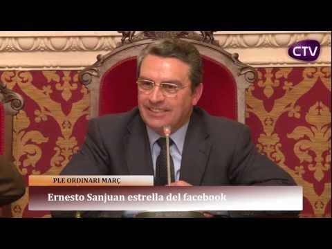 ERNESTO SANJUAN ESTRELLA DEL FACEBOOK