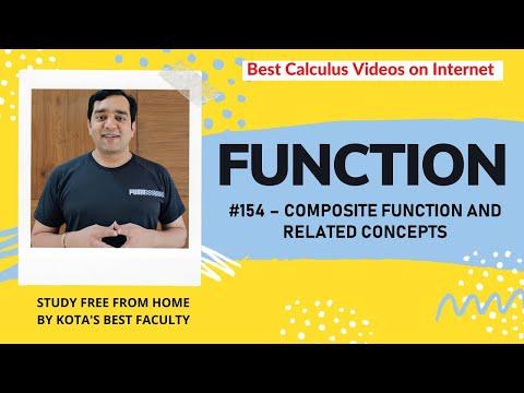 Iit Jee-functions-part 154-composite Function video