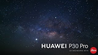 Huawei P30pro Features,  shooting Milkyway, moon, cave,  lowlight, waterfall shots