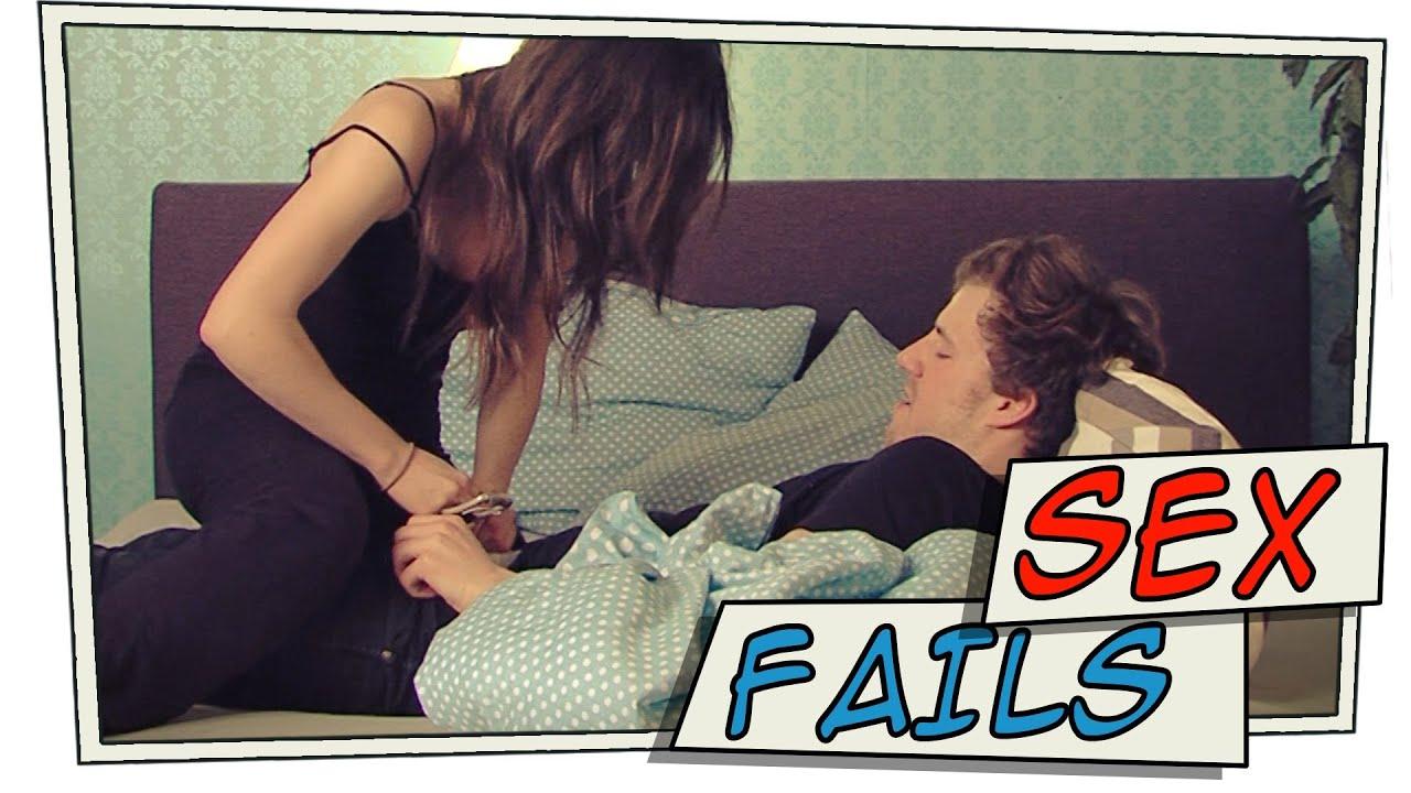 Sex Fails - 9 peinliche Sexpannen (mit Joyce, Luke und