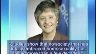Ellen Calls homophobe Rep. Sally Kern (R OK)