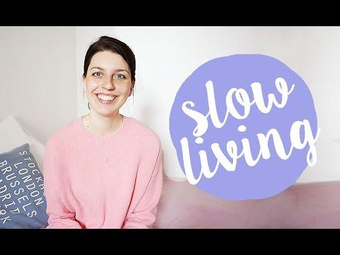 9 ПРИНЦИПОВ SLOW LIVING // искусство жить медленно