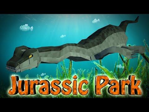 Minecraft Dinosaurs Jurassic Craft Modded Survival Ep 42 NEW SUPER FAST DINOS